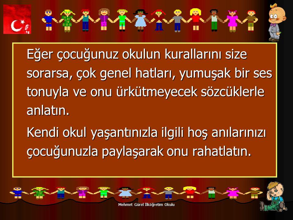 Mehmet Gürel İlköğretim Okulu