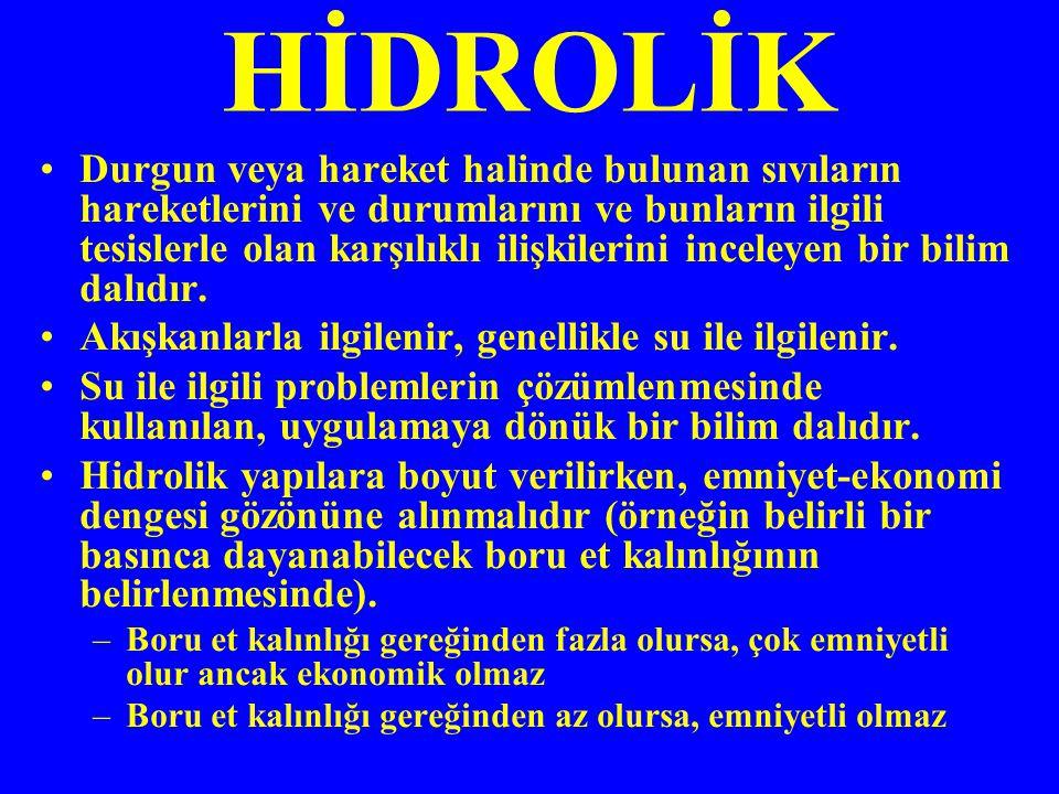 HİDROLİK