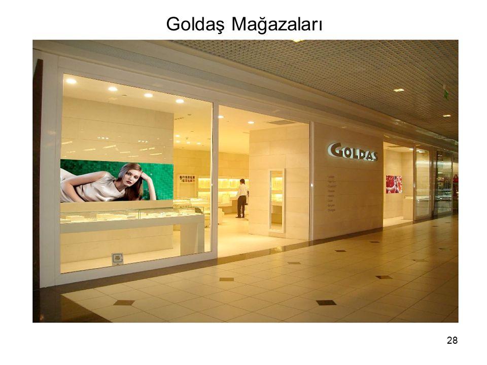 Goldaş Mağazaları