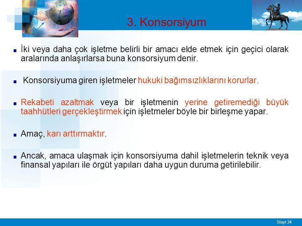 3. Konsorsiyum