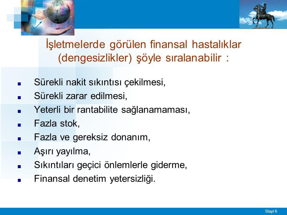 Finansal Operasyon