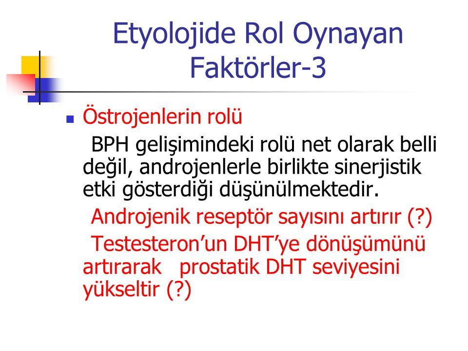 Etyolojide Rol Oynayan Faktörler-3