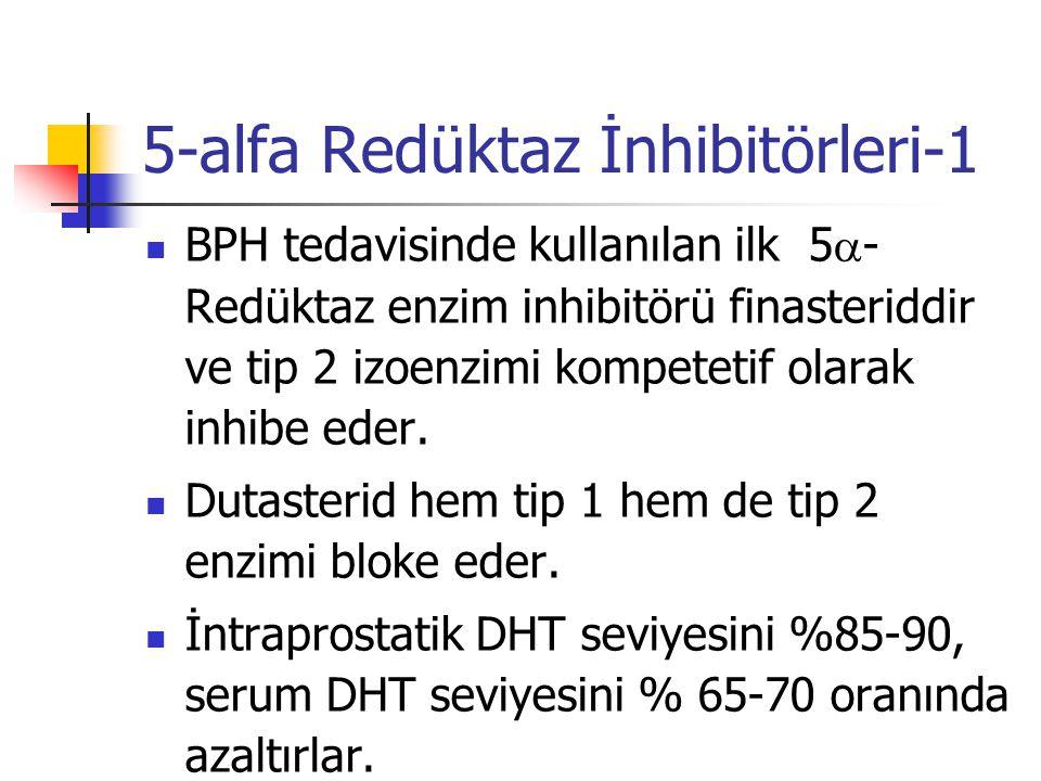 5-alfa Redüktaz İnhibitörleri-1