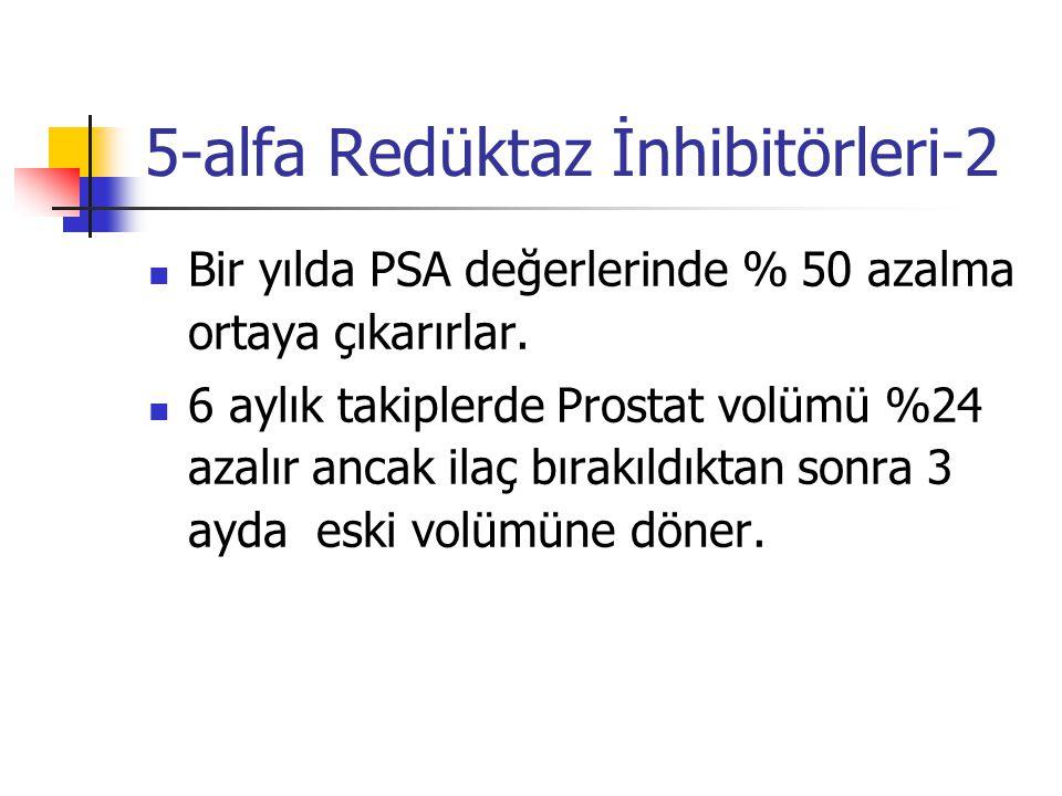 5-alfa Redüktaz İnhibitörleri-2