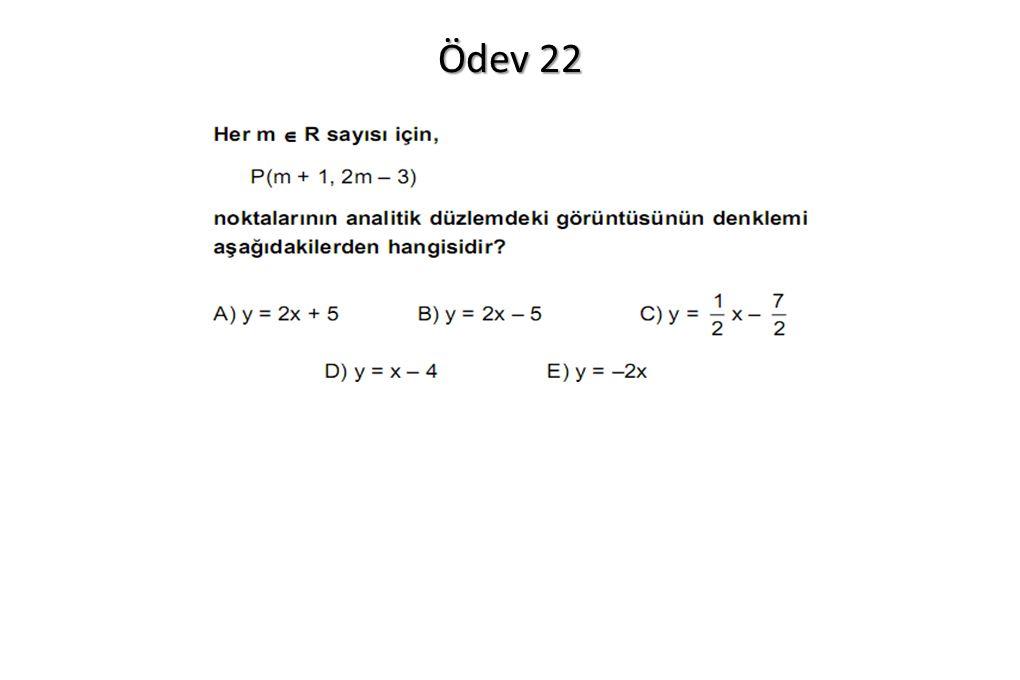 Ödev 22