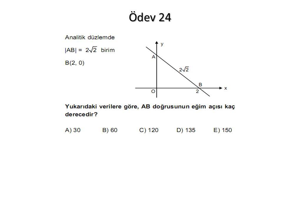 Ödev 24