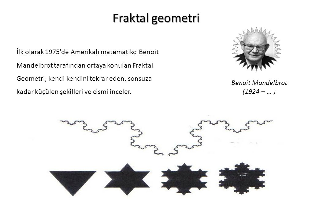 Fraktal geometri