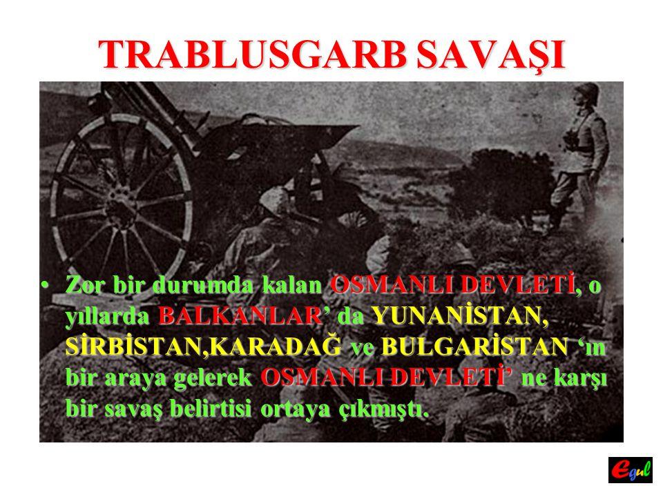 TRABLUSGARB SAVAŞI