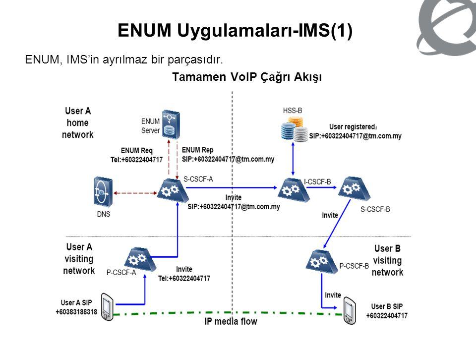 ENUM Uygulamaları-IMS(1)