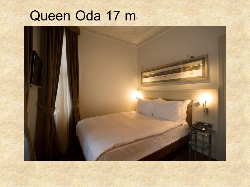 Queen Oda 17 m2