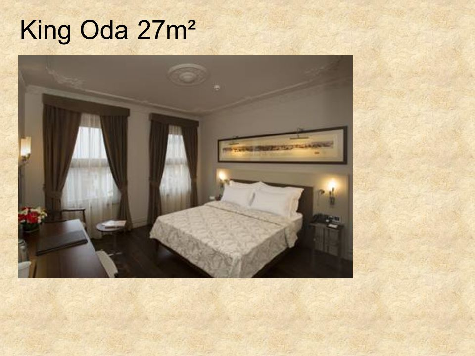 King Oda 27m²