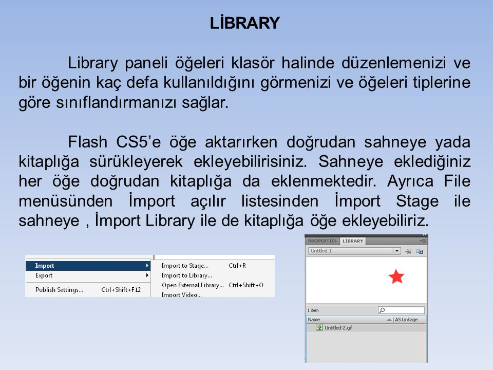 LİBRARY