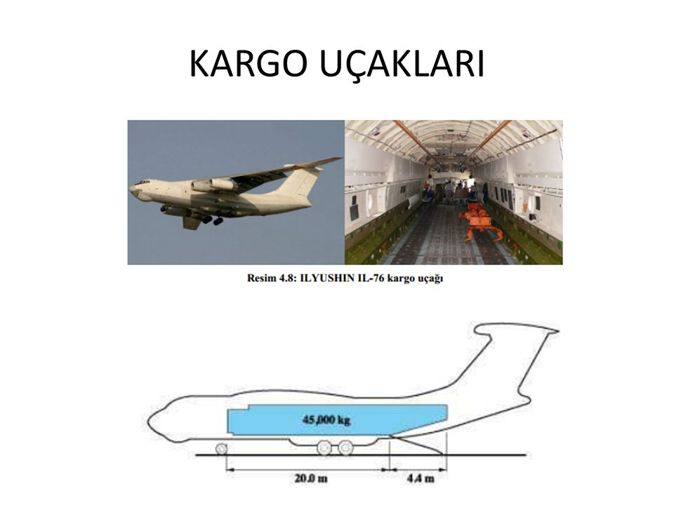 KARGO UÇAKLARI