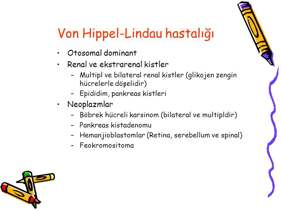 Von Hippel-Lindau hastalığı