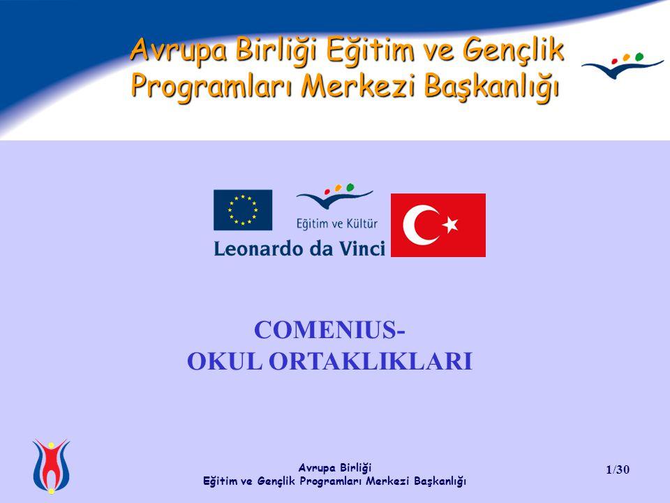 Avrupa Birliği Eğitim ve Gençlik Programları Merkezi Başkanlığı
