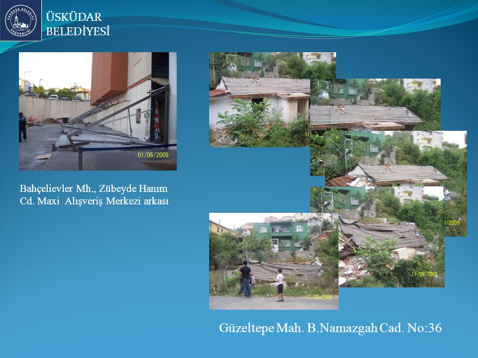 Güzeltepe Mah. B.Namazgah Cad. No:36