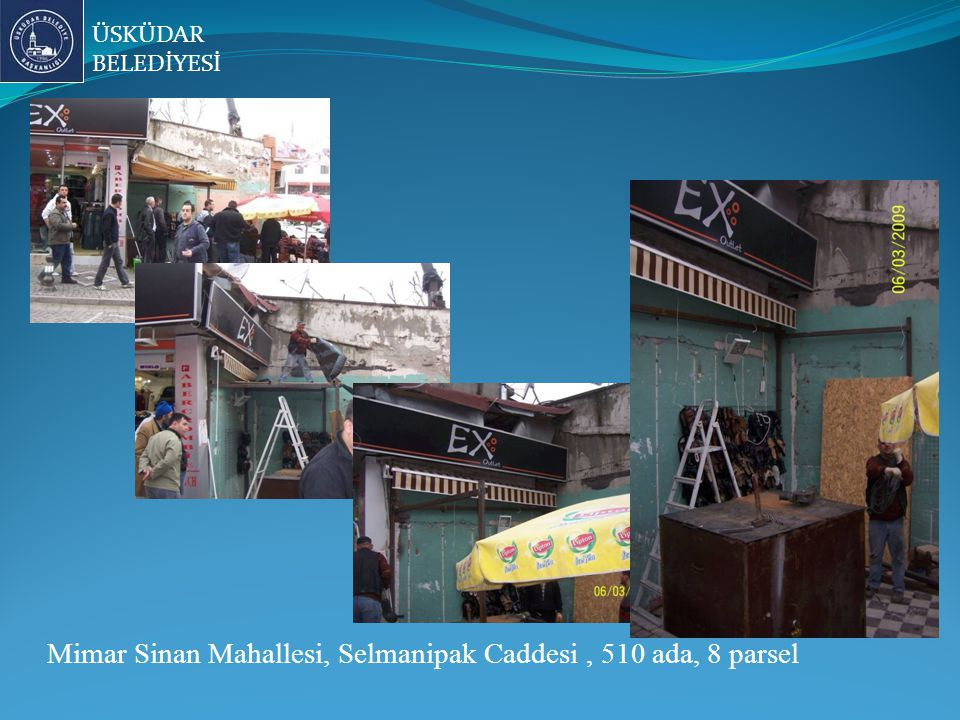 Mimar Sinan Mahallesi, Selmanipak Caddesi , 510 ada, 8 parsel