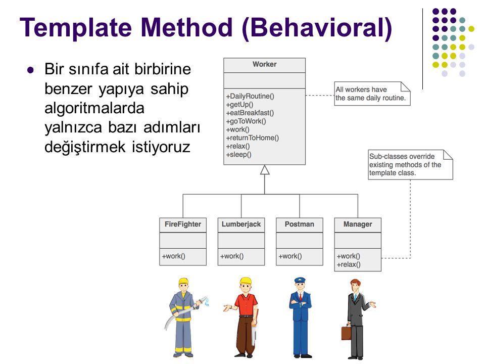 Template Method (Behavioral)