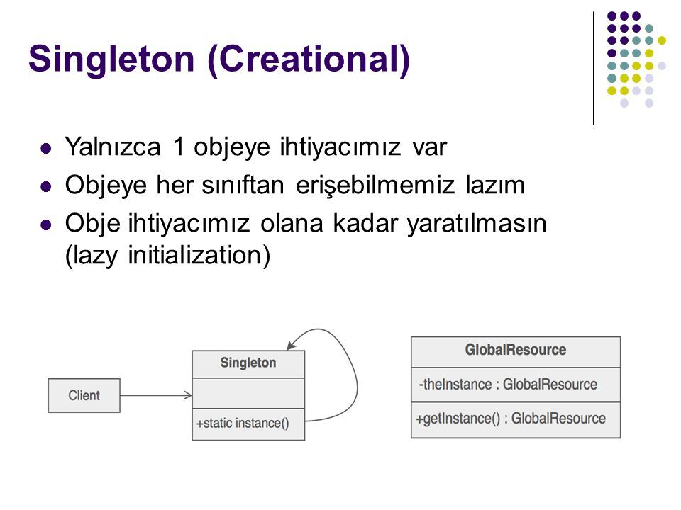 Singleton (Creational)