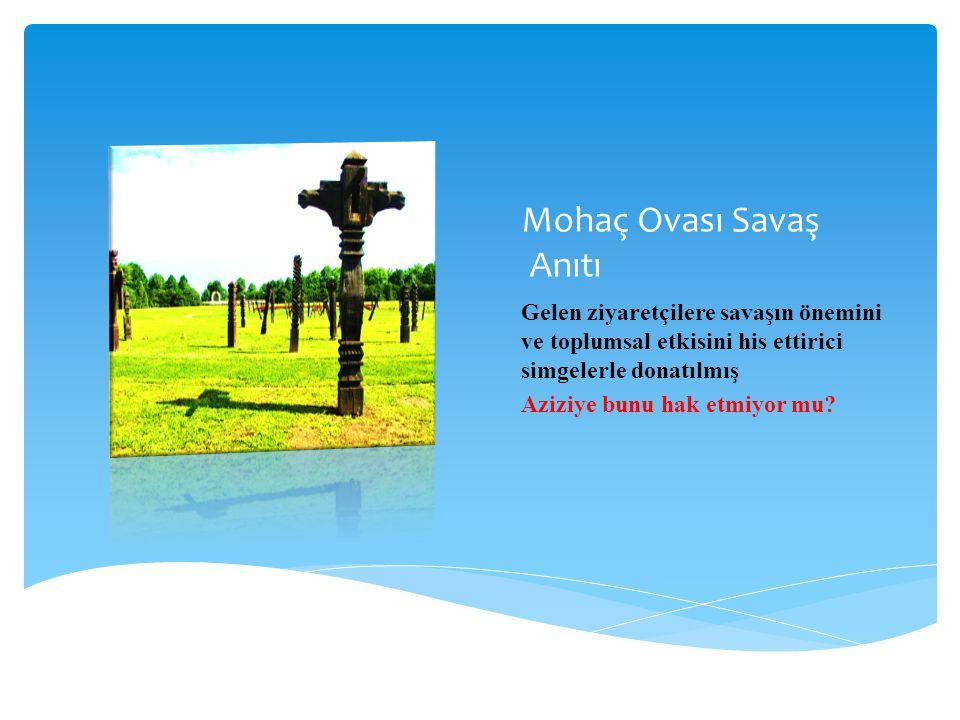Mohaç Ovası Savaş Anıtı