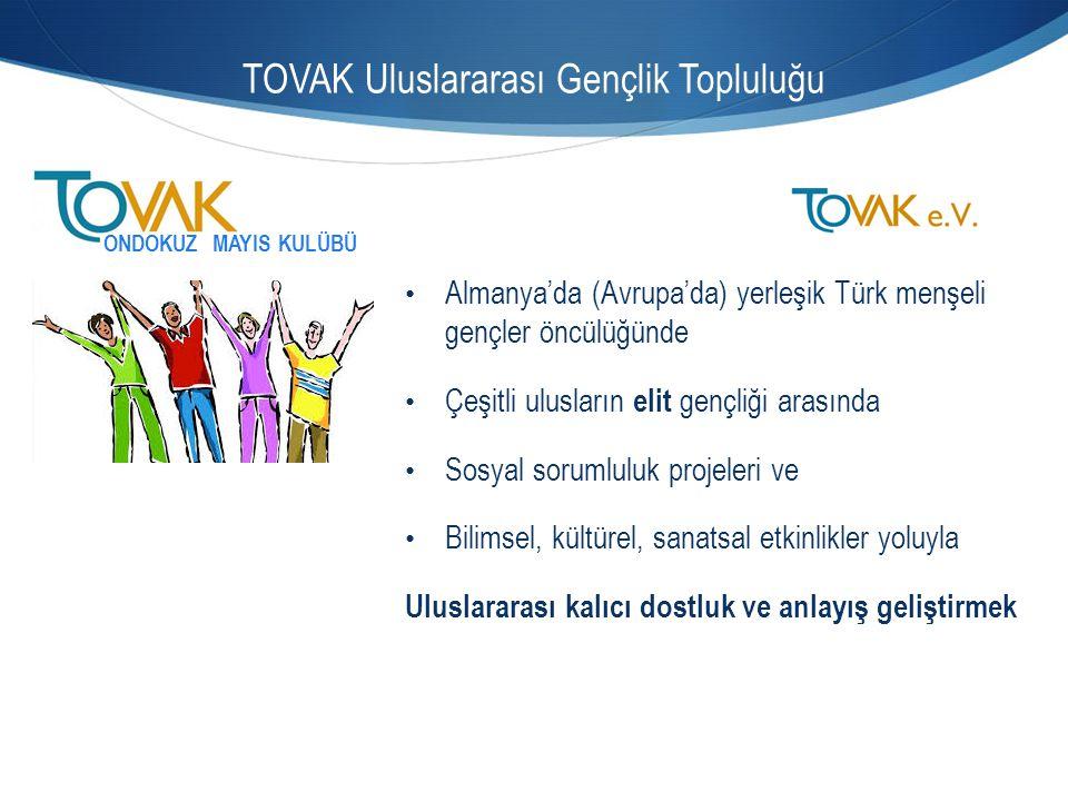 TOVAK Uluslararası Gençlik Topluluğu