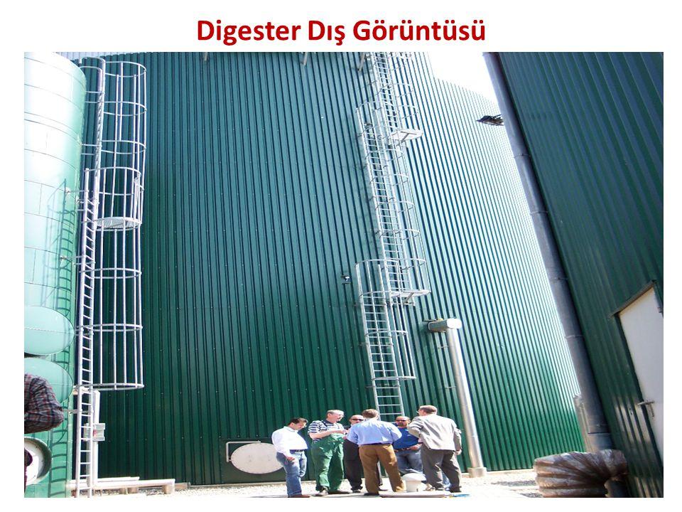 Digester Dış Görüntüsü