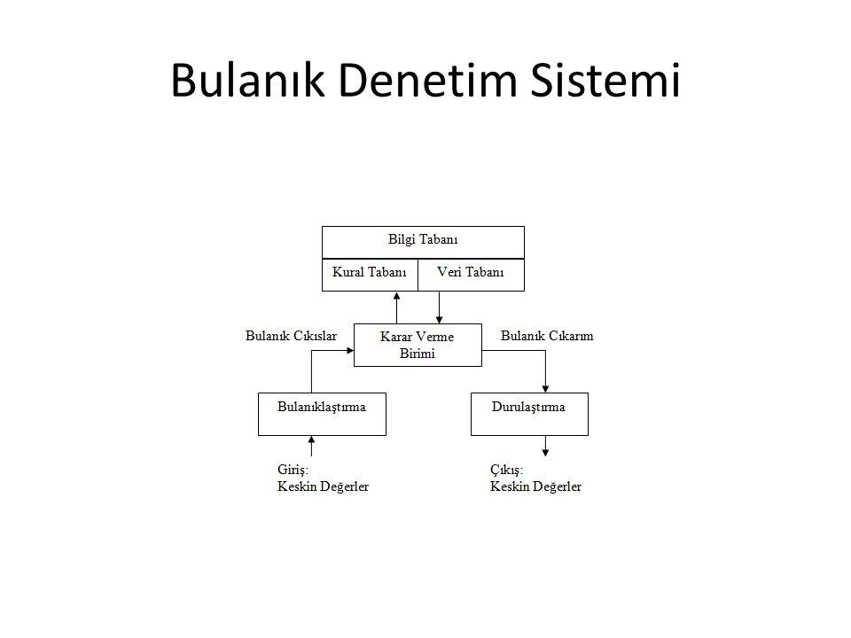Bulanık Denetim Sistemi