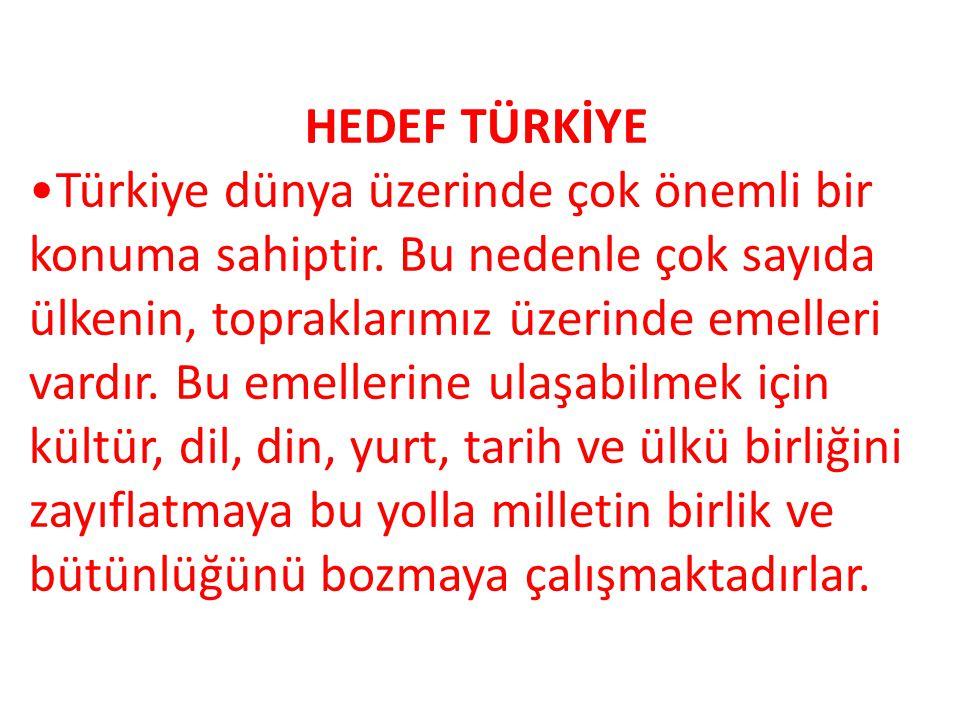 HEDEF TÜRKİYE