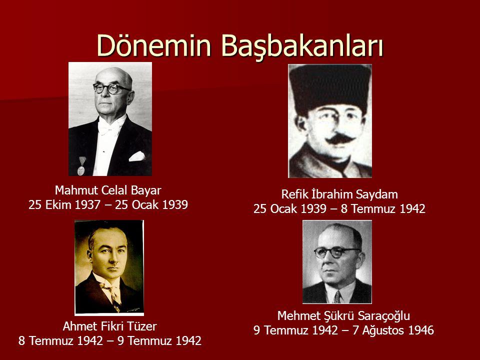 Mehmet Şükrü Saraçoğlu