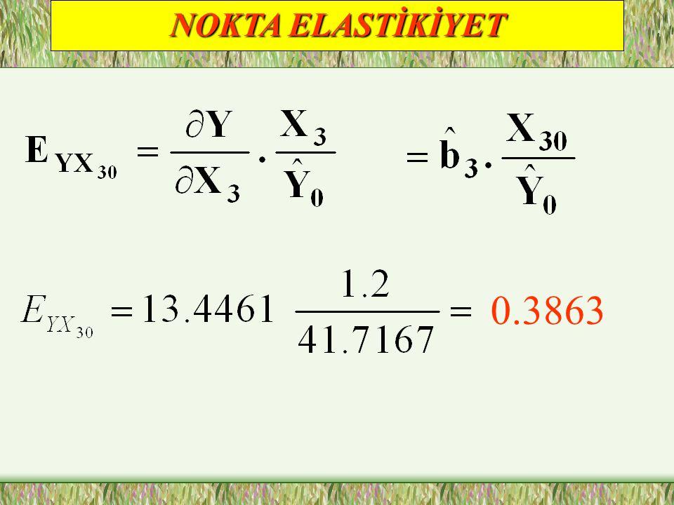 NOKTA ELASTİKİYET 0.3863