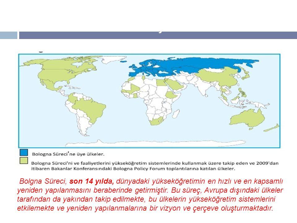 Bologna Süreci Küresel Yayılım