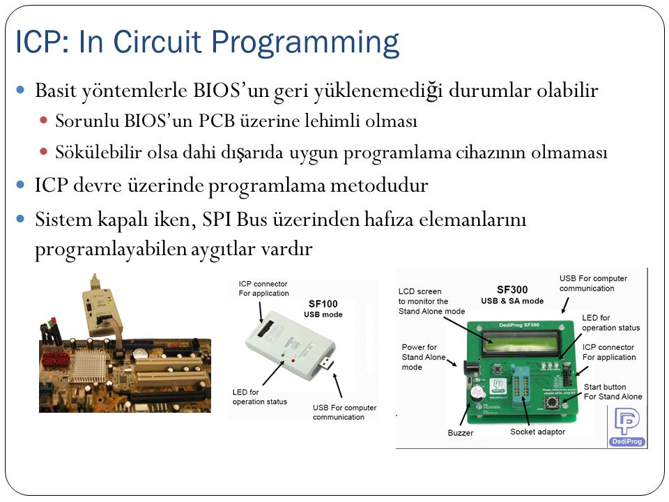 ICP: In Circuit Programming