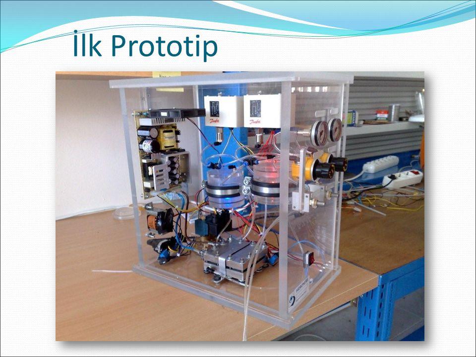 İlk Prototip