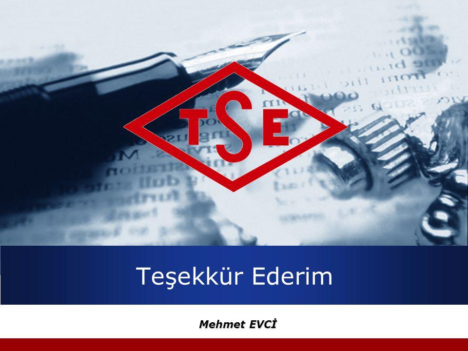 Teşekkür Ederim Mehmet EVCİ