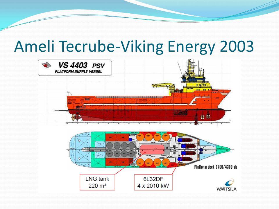 Ameli Tecrube-Viking Energy 2003