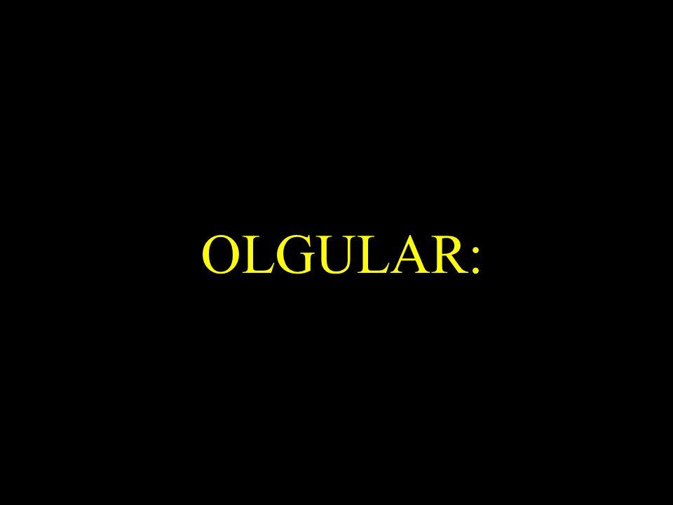OLGULAR: