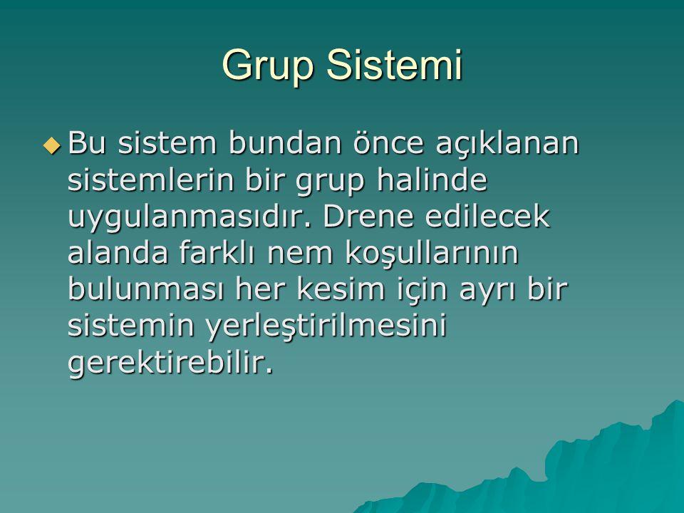 Grup Sistemi