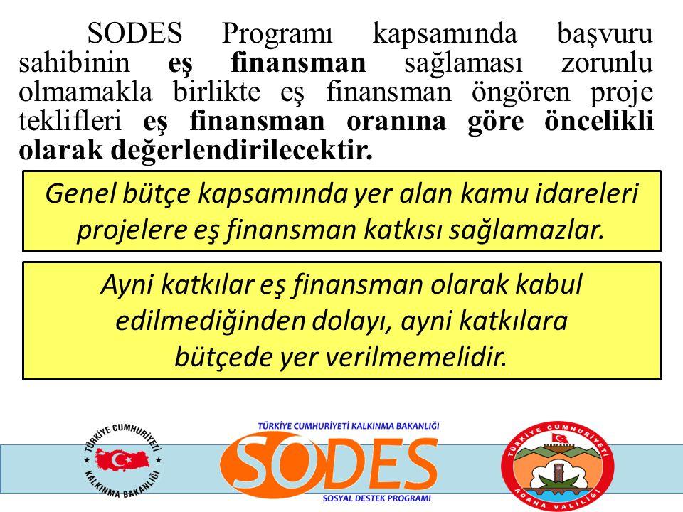 Genel bütçe kapsamında yer alan kamu idareleri