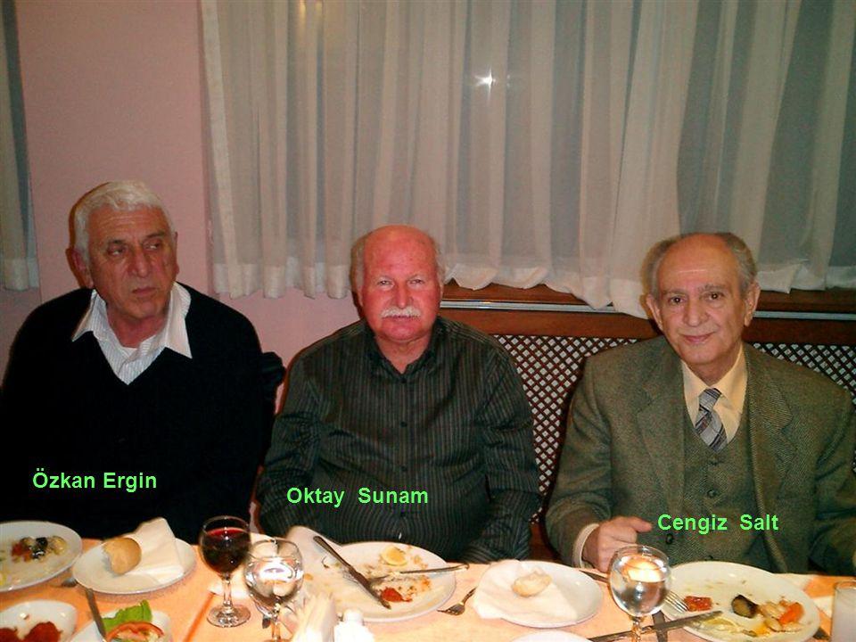 Özkan Ergin Oktay Sunam Cengiz Salt
