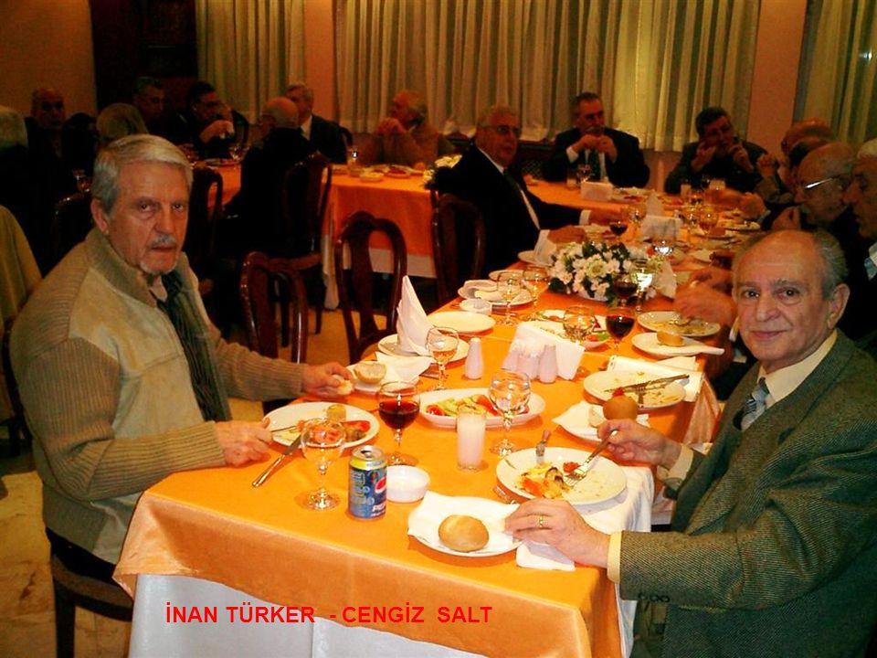 İNAN TÜRKER - CENGİZ SALT