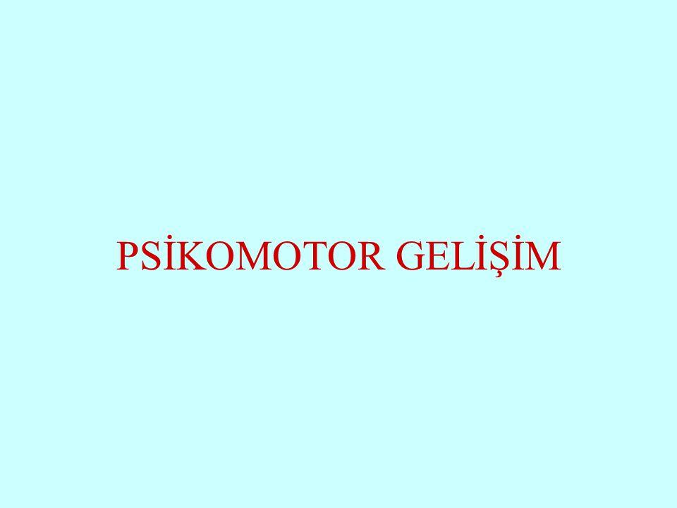 PSİKOMOTOR GELİŞİM Subaşı İlkokulu Subaşı İlkokulu