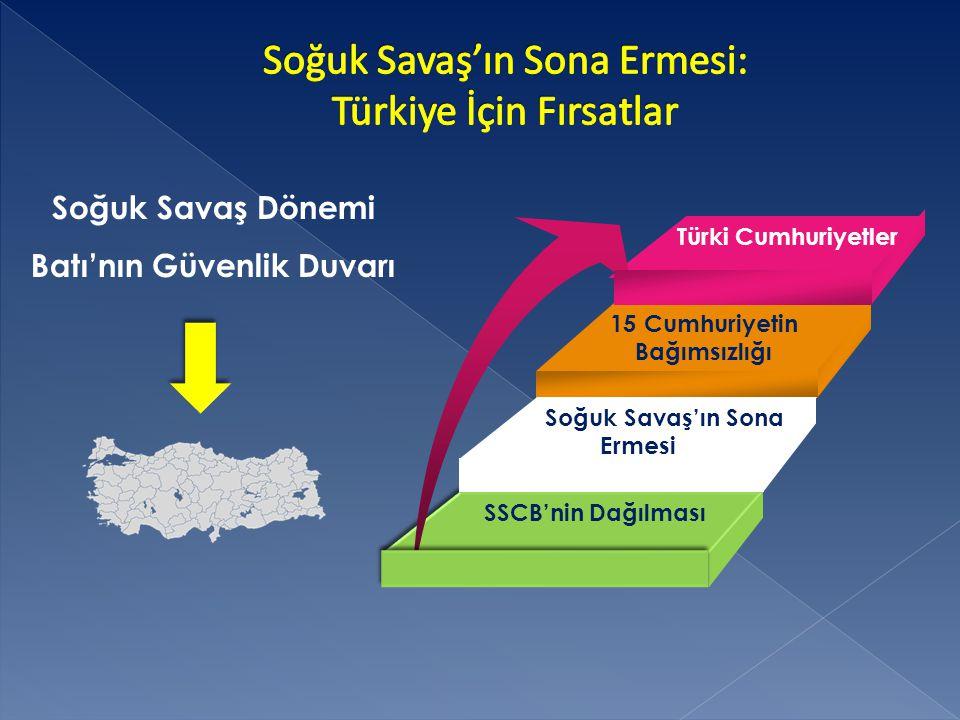Soğuk Savaş'ın Sona Ermesi: Türkiye İçin Fırsatlar