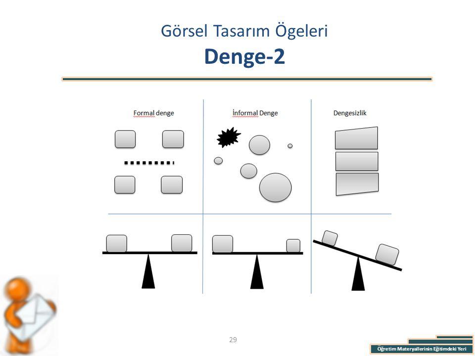Görsel Tasarım Ögeleri Denge-2