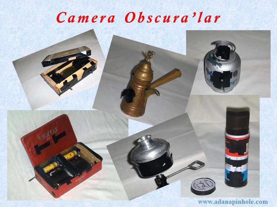 Camera Obscura'lar www.adanapinhole.com