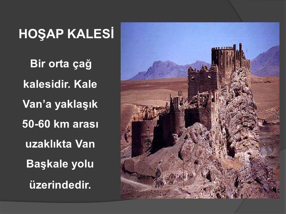 Bir orta çağ kalesidir. Kale Van'a yaklaşık 50-60 km arası uzaklıkta Van Başkale yolu üzerindedir.