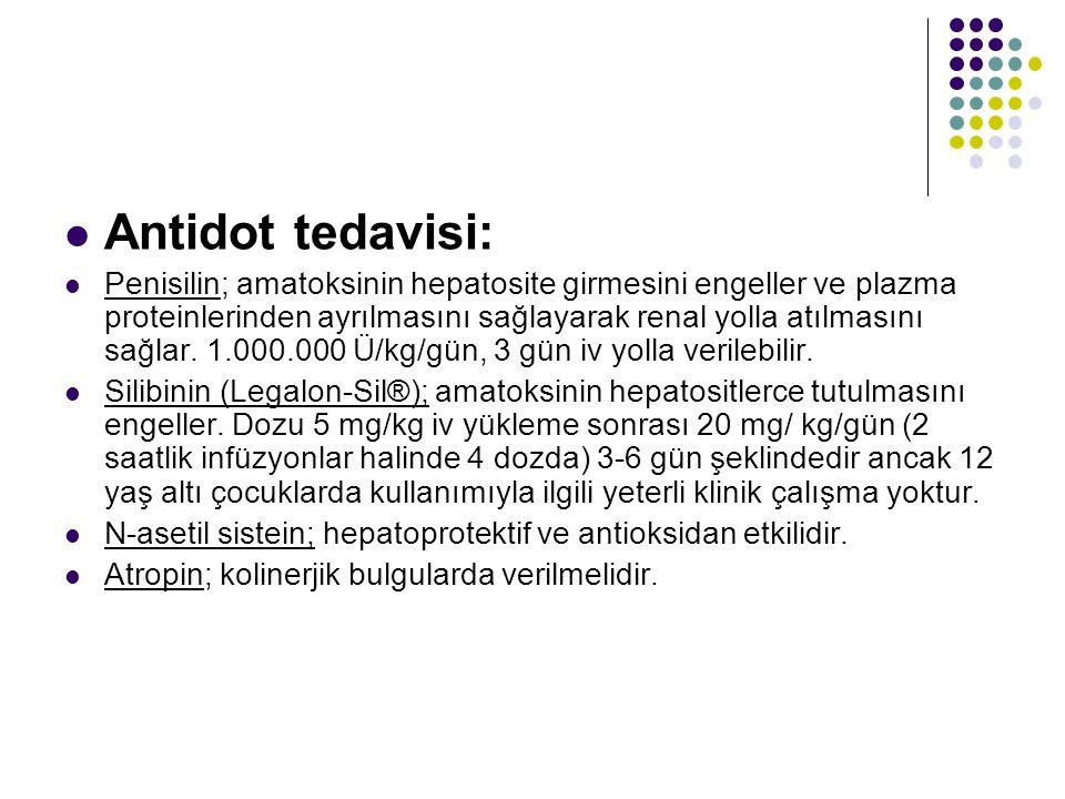 Antidot tedavisi: