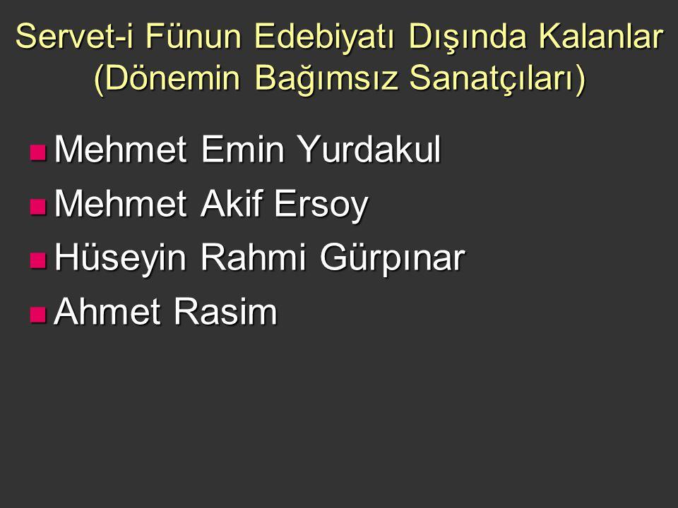 Hüseyin Rahmi Gürpınar Ahmet Rasim