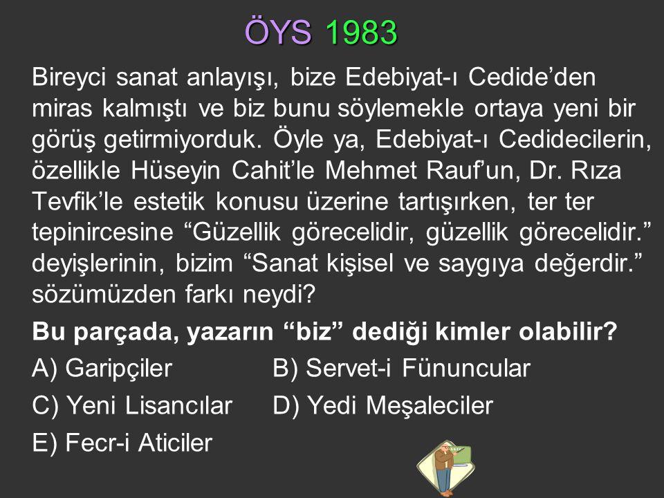 ÖYS 1983