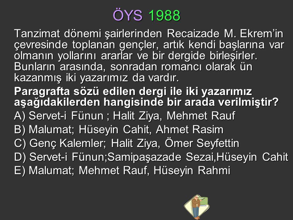 ÖYS 1988