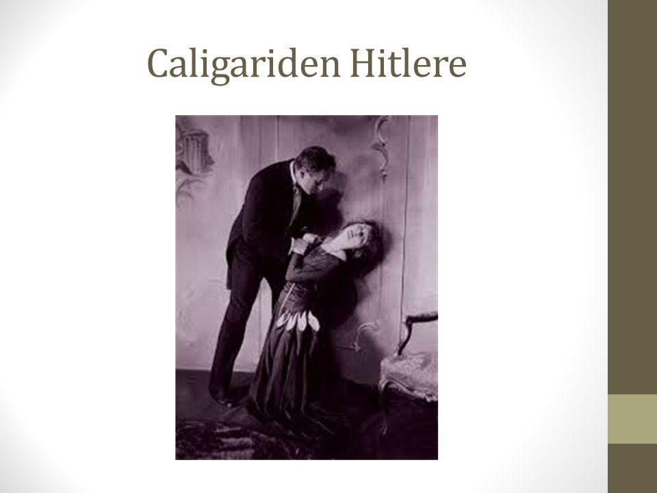 Caligariden Hitlere